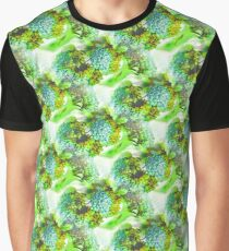 Wacky Broccoli Graphic T-Shirt