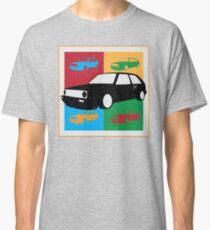 Golf MK2 Artsy Classic T-Shirt