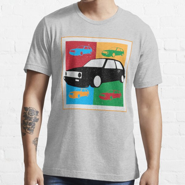 Golf MK2 Artsy Essential T-Shirt