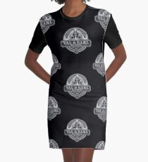 Val & Earl, Pest Control Graphic T-Shirt Dress