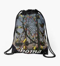 Poteau Carnival Drawstring Bag