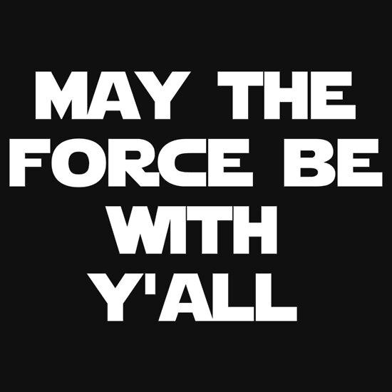 TShirtGifter presents: Redneck Jedi