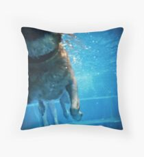 Faithfull Throw Pillow