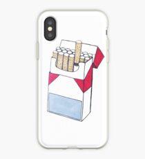 Cigarettes iPhone Case