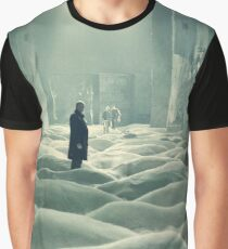 Tarkovsky's Zone Graphic T-Shirt