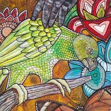 Amazonia by LynnetteShelley