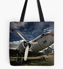 The Old DC-3 Tote Bag