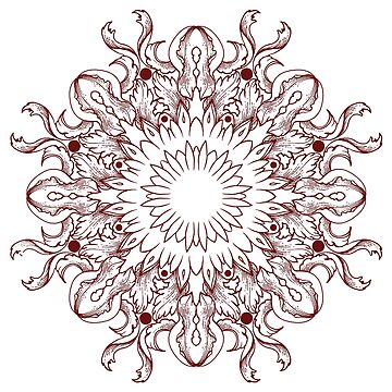 Mandala 2_1 by rottenfantom