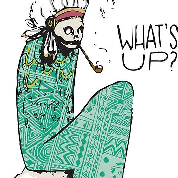 What's up by HaricotteShop