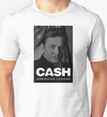 Johnny Cash - American Legend Unisex T-Shirt