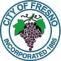 Seal of City of Fresno, California by PZAndrews