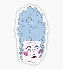 Antoinette Sticker