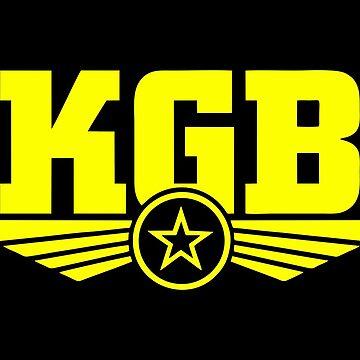 Soviet KGB Logo Merchandise by PatrickCobb