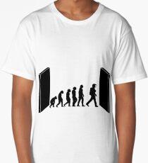 Evolution by Kubrick Long T-Shirt