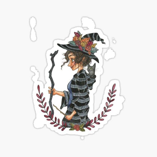 Wandering Witch Sticker