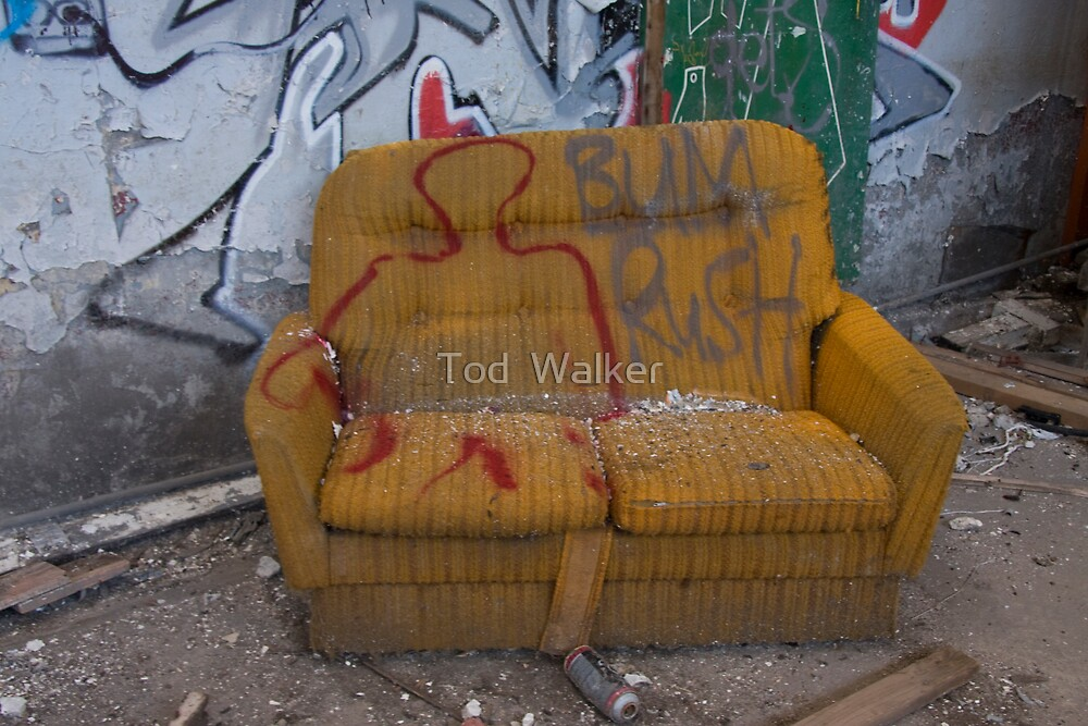 have a seat by Tod  Walker