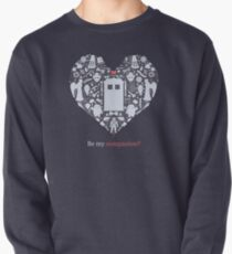 Be my companion? Pullover