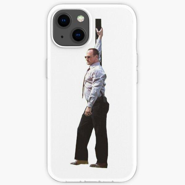 Detective Stabler iPhone Soft Case