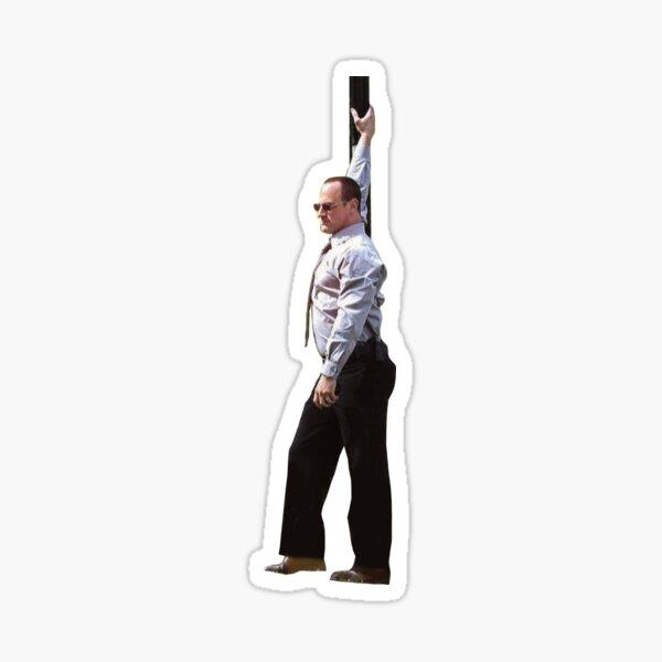 Detective Stabler Sticker