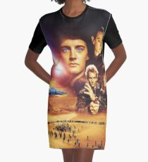 Dune Graphic T-Shirt Dress