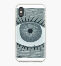 The Eyes Have It iPhone Case