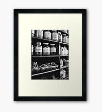 Spice of life Framed Print