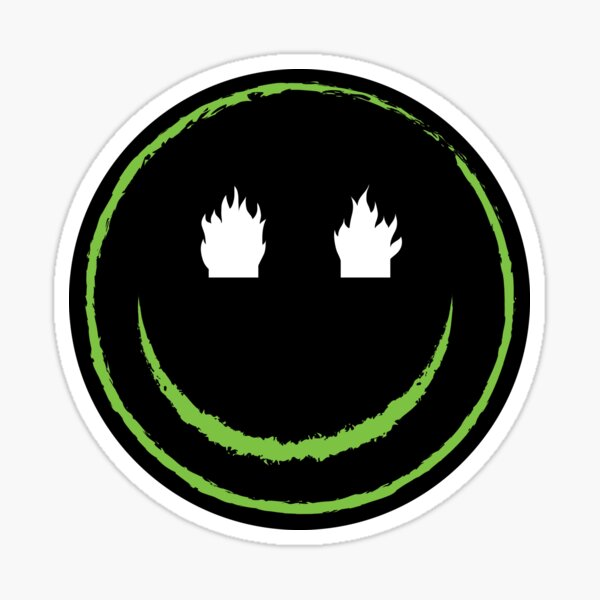 Projet Mayhem Sticker