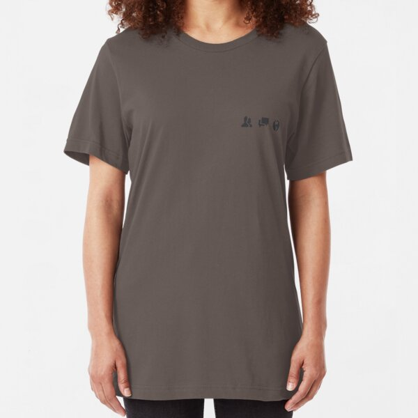 Mark Zuckerberg's Facebook T-shirt & Hoodie (Regular) Slim Fit T-Shirt