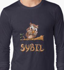 Sybil Owl Long Sleeve T-Shirt