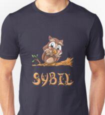 Sybil Owl Unisex T-Shirt