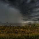 Storm Front Over Wilber 001 by pedroski