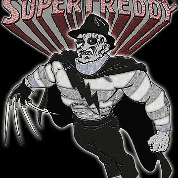 Super Freddy by ibukimasta
