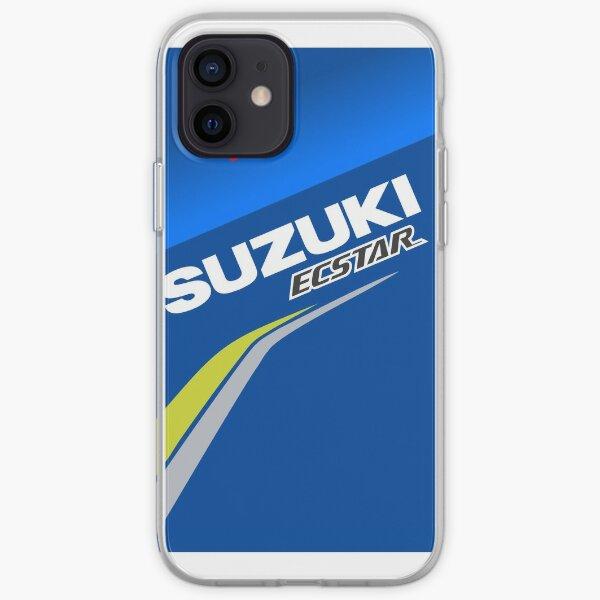 ÉQUIPE SUZUKI ECSTAR Coque souple iPhone