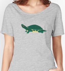 Red-Eared Slider Women's Relaxed Fit T-Shirt