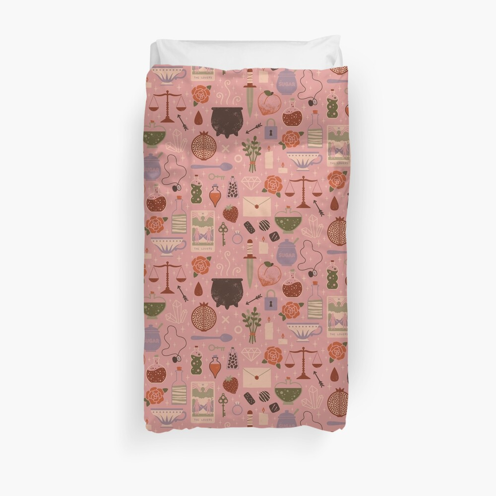 Love Potion Duvet Cover