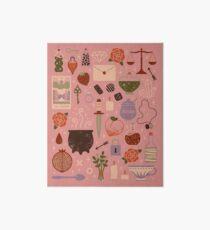 Love Potion Art Board Print