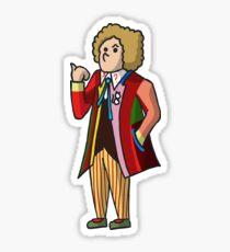 Doctor Six Sticker