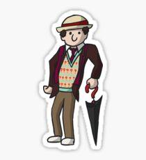 Doctor Seven Sticker