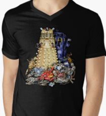 THE BEST terminator in the Universe Men's V-Neck T-Shirt
