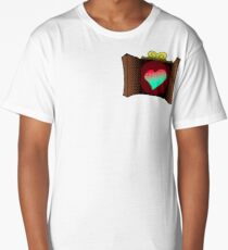 Heart Door Long T-Shirt