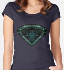 Dark Angel Women's Fitted Scoop T-Shirt