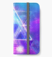 Space Vector 3 - Synth Galactic Vaporwave iPhone Wallet/Case/Skin