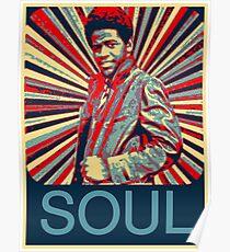 Al Green got Soul Poster