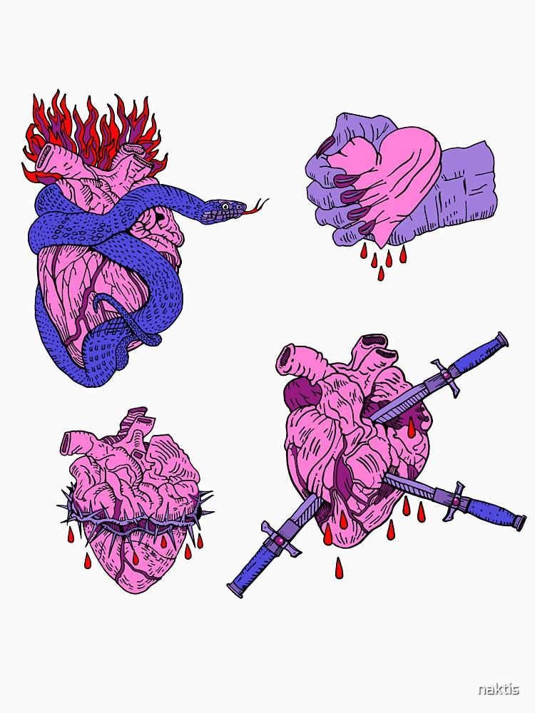 Love is evil by naktis
