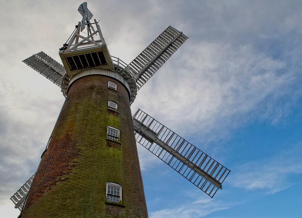 Windmill by westie71