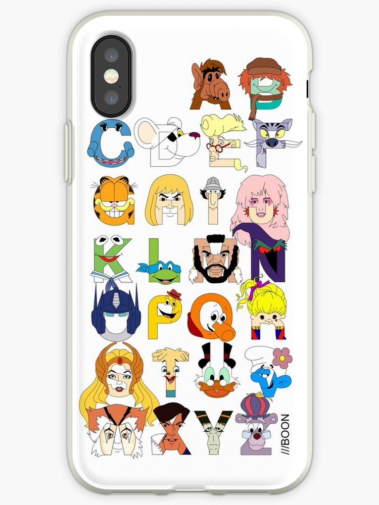 coque iphone 6 annees 80