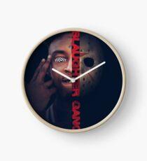 21 x Jason Slaughter Gang  Clock