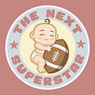 The next superstar - american football by enriquev242