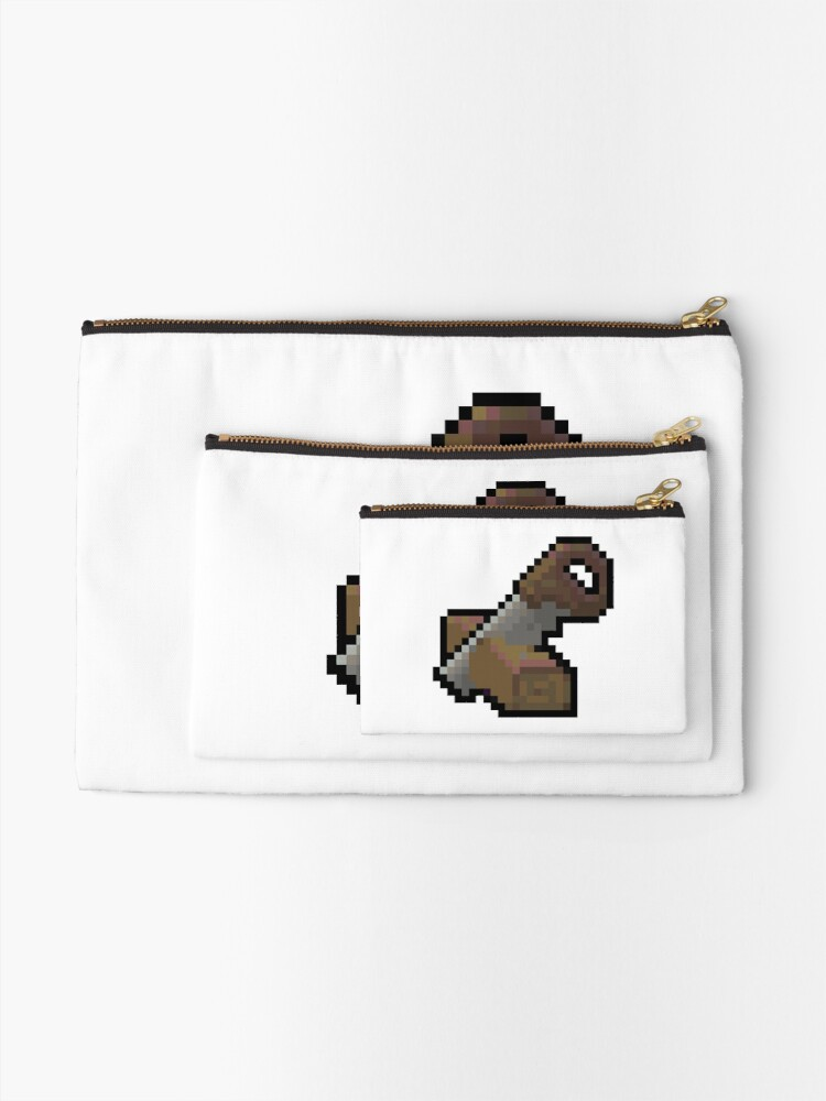 OSRS Construction Icon | Zipper Pouch