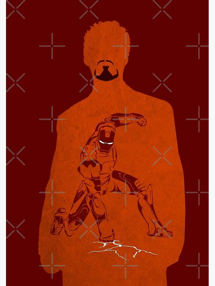 Iron Comic by moomagoo